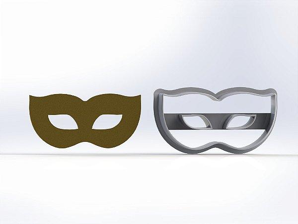 Cortador Máscara Carnaval Mod 2