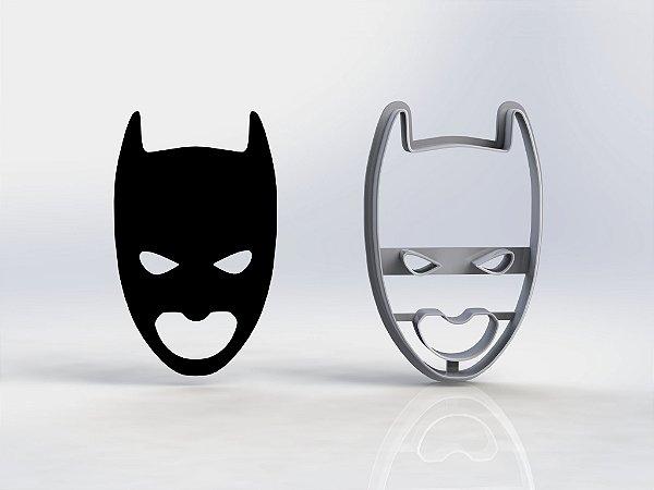 Cortador Mascara Batman - Mod 2