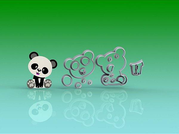 Cortador Panda Corpo Inteiro Modular