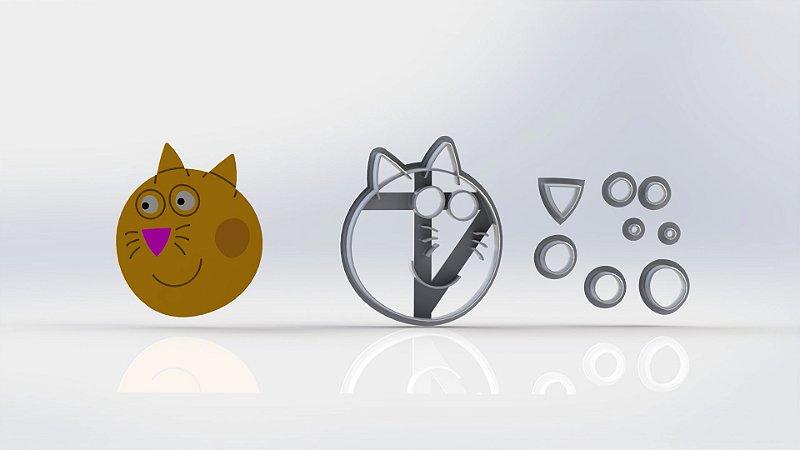 Cortador Peppa Candy Modular