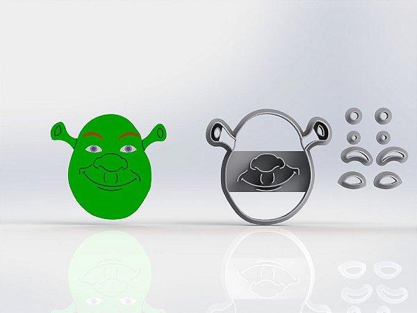 Cortador Shrek Modular