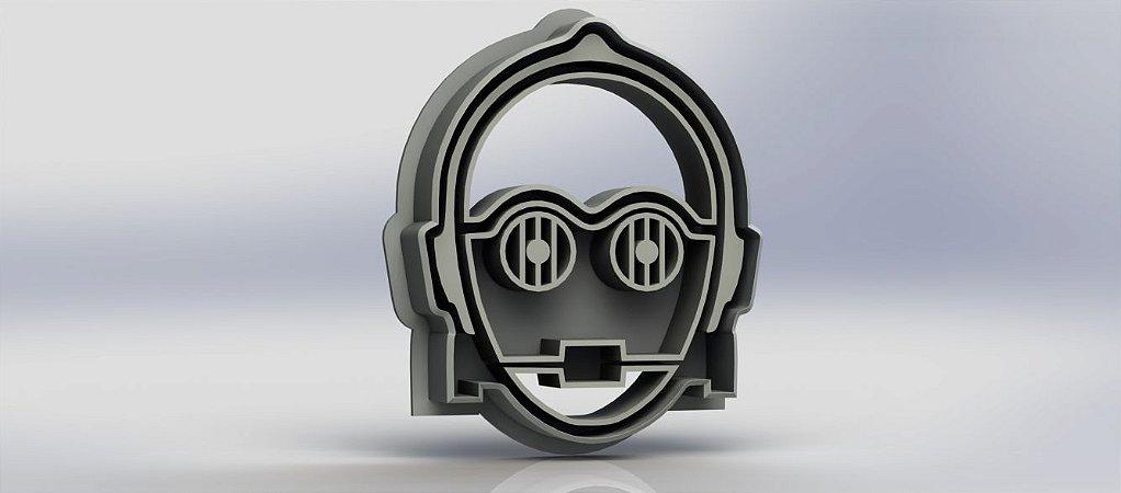 Cortador Star Wars - C3PO