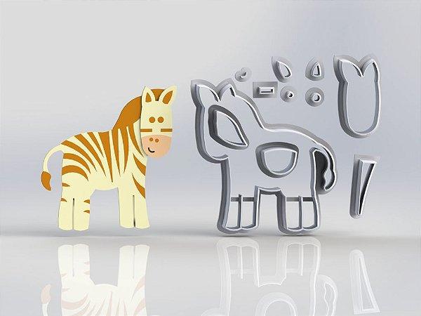 Cortador Zebra Modular