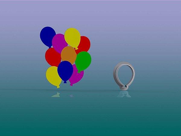 Cortador Balão