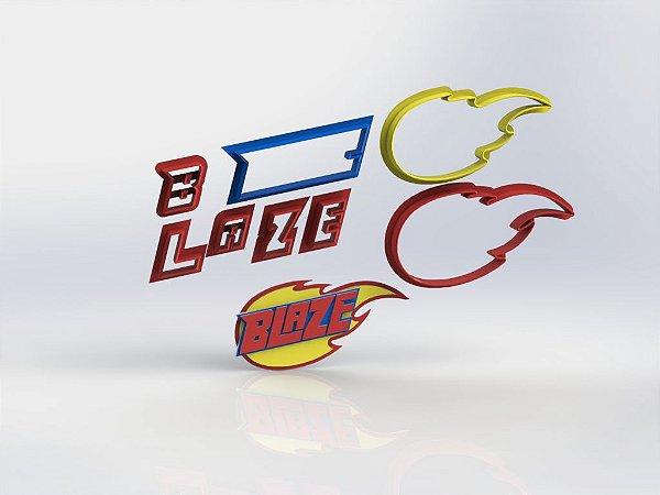 Cortador Blaze Logo Modular