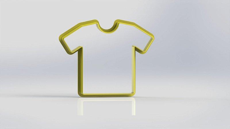 Cortador Camiseta - Mod 2