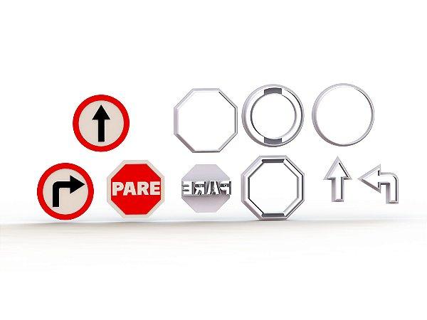 Cortador Carros Placas Mod 1