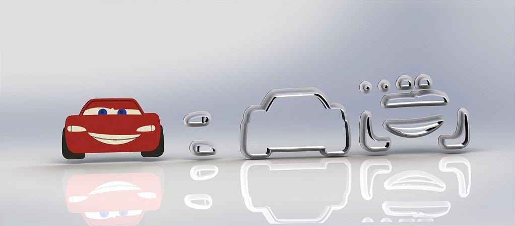 Cortador Carros - Macqueen Modular