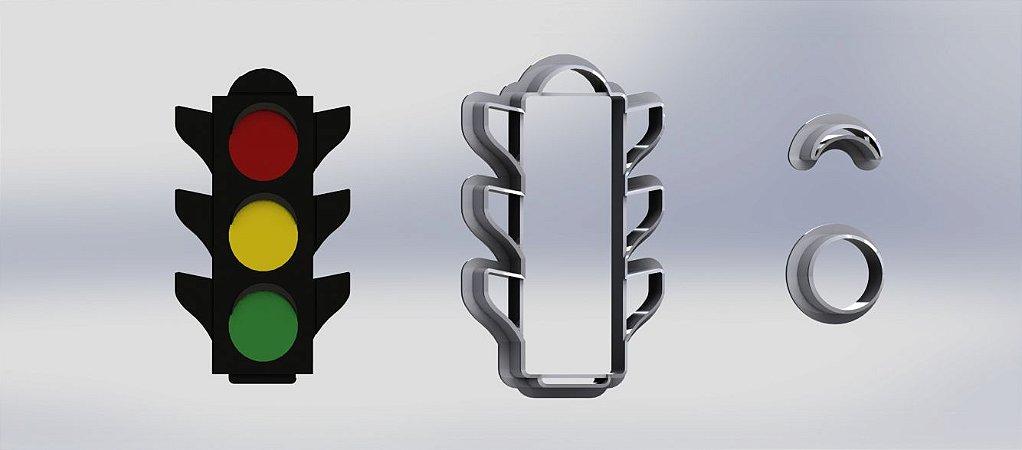 Cortador Carros - Sinaleira