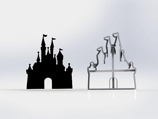 Cortador Castelo da Disney
