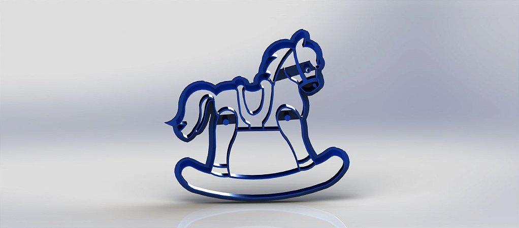 Cortador Cavalo de Pau
