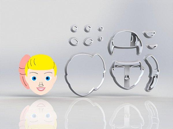 Cortador Toy Story - Beth Modular