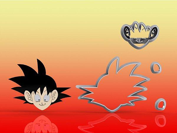 Cortador Dragon Ball - Goku Modular