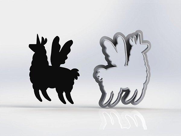 Cortador Ihama - Alpaca Unicórnio