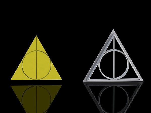 Cortador Harry Potter - Relíquias da Morte