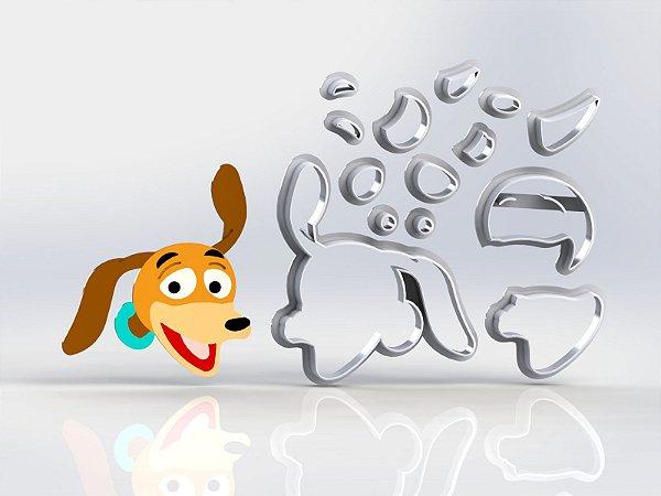 Cortador Toy Story - Slinky Modular