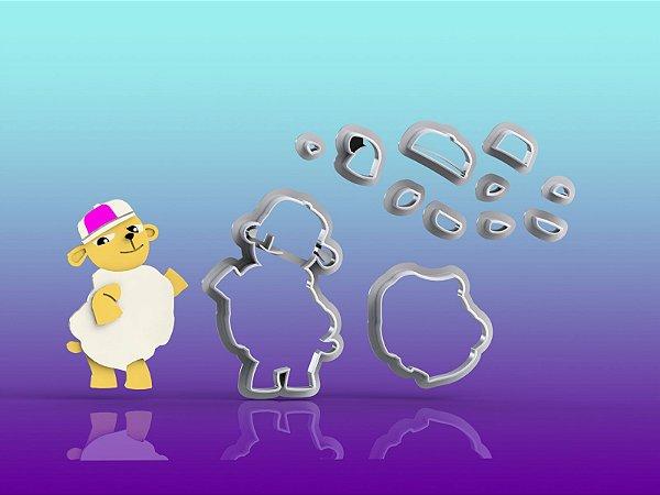 Cortador Baby TV - Ovelha Modular