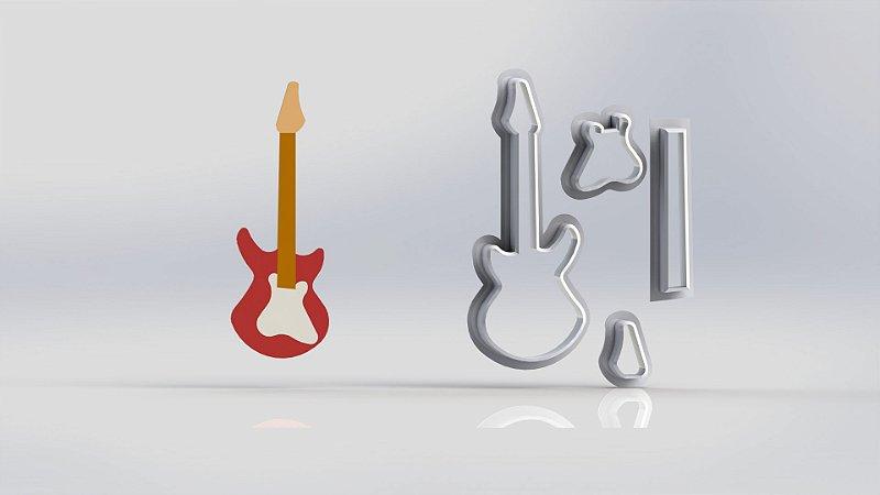 Cortador Guitarra Modular