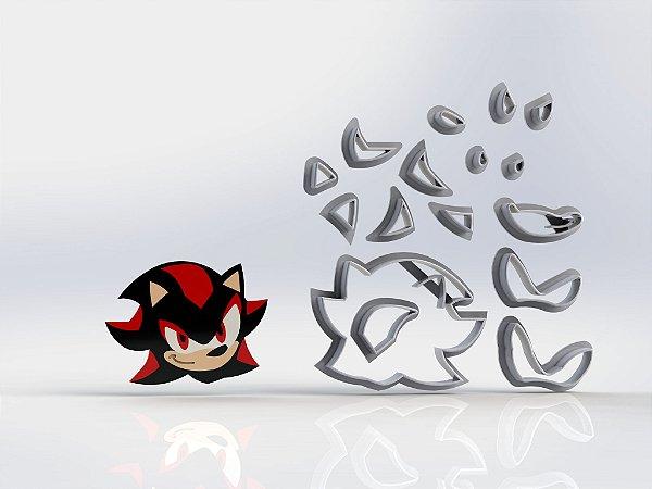 Cortador Sonic - Shadow modular