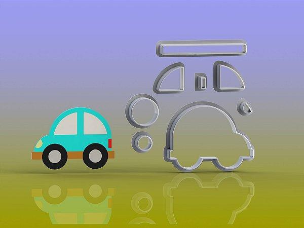 Cortador Brinquedo - Carrinho Modular
