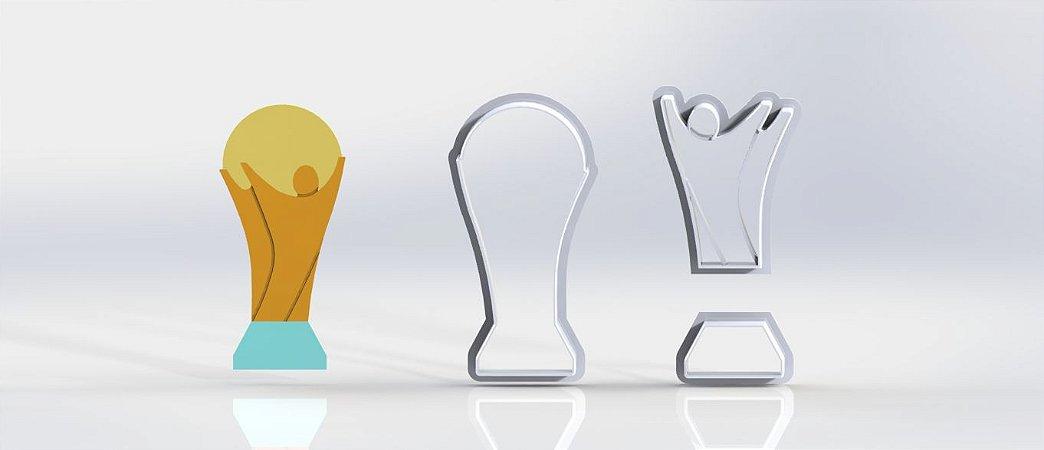 Cortador Taça do Mundo Modular
