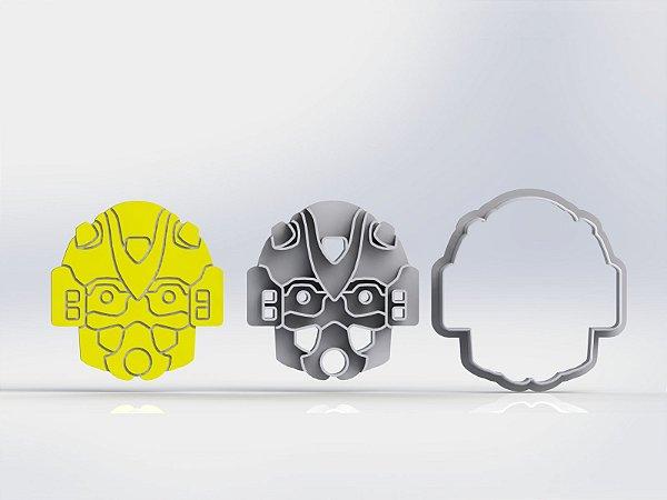 Cortador Transformers - Bumblebee (marcador e cortador)