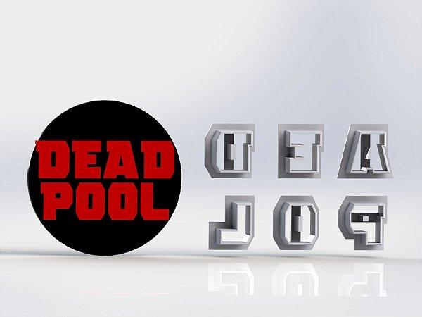 Cortador Deadpool Modular Mod 3