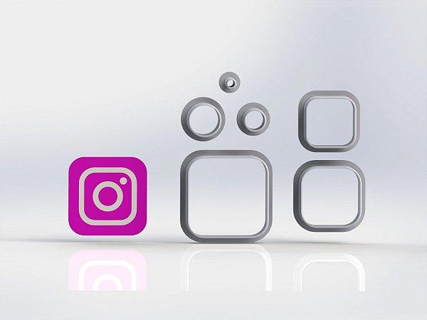 Cortador Redes sociais - Instagram