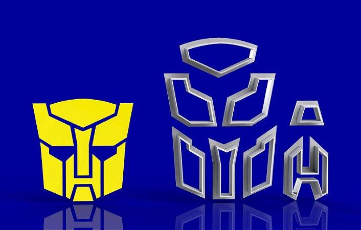 Cortador Transformers - Autobot