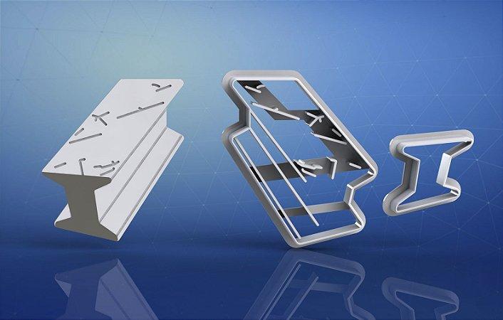 Cortador Fortnite - Metal Modular