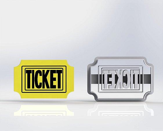 Cortador Cinema - Ticket (Corta e marca)