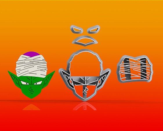 Cortador Dragon Ball -  Piccolo Modular