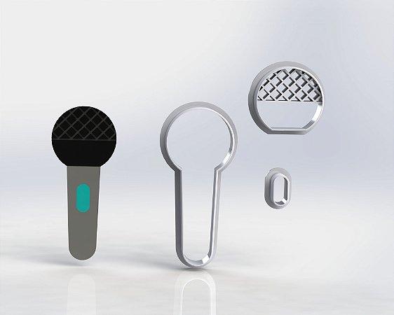 Cortador Microfone modular