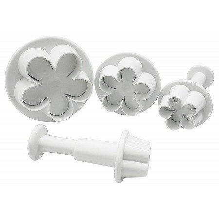 Ejetor Flores 4 Kit Peças