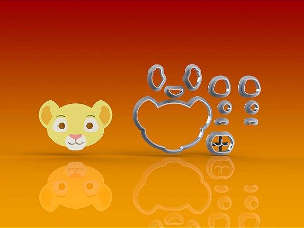 Cortador Rei Leão - Nala Modular