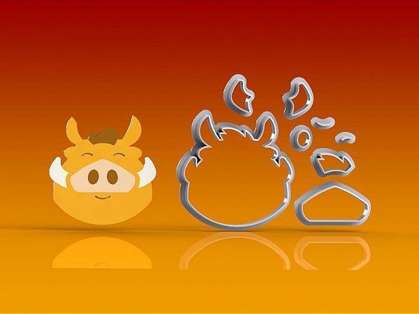 Cortador Rei Leão - Timao Modular