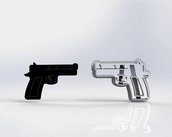 Cortador Free Fire - Arma Mod 2