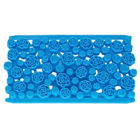 Marcador de Textura Rosas Flores Mãe