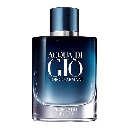 Perfume Giorgio Armani Acqua di Giò Profondo Lights Eau de Parfum Masculino