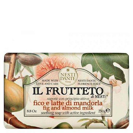Sabonete Nesti Dante Il Frutteto Figo e Leite de Amêndoas 250gr