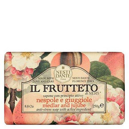 Sabonete Nesti Dante Il Frutteto Nespera e Jujuba 250g
