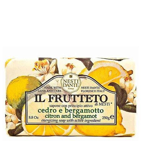 Sabonete Nesti Dante Il Frutteto Cidra e Bergamota 250g