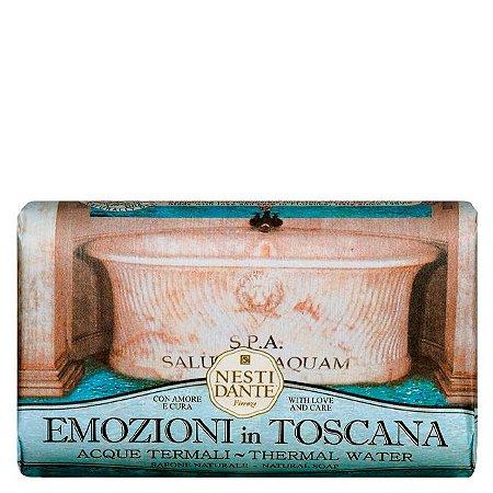 Sabonete Nesti Dante Terapêutico Emozioni in Toscana Águas Termais 250g