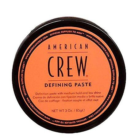 Pomada para Cabelo American Crew Defining Past with Medium Hold 85g