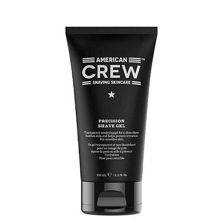 Gel Transparente para Barbear American Crew 150ml
