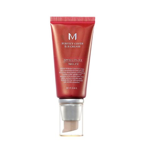 Base Facial Missha M Perfect Cover BB Cream 23  50ml