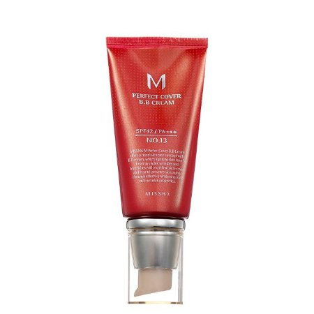 Base Facial Missha M Perfect Cover BB Cream 13  50ml