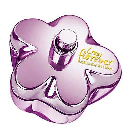 Perfume Agatha Ruiz de La Prada Crazy Florever EDT Feminino