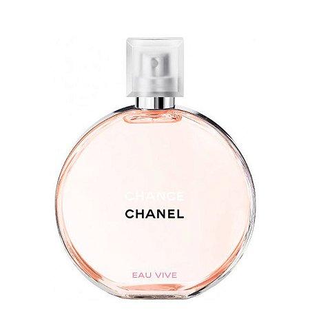 Perfume Chanel Chance Eau Vive Eau de Toilette Feminino