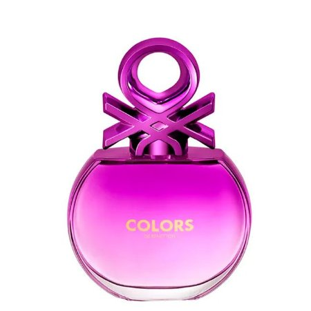 Perfume Benetton Colors Purple Eau de Toilette Feminino